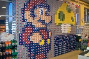 Instalacion Pepsi en Punto de Venta