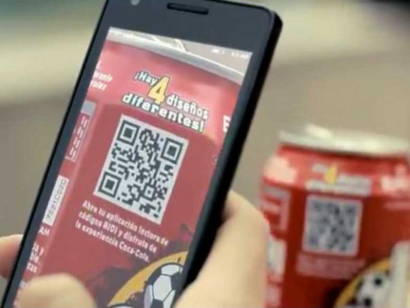 On Target Blog » ontarget-plv-bidi-codigo-qr-coke-campaña