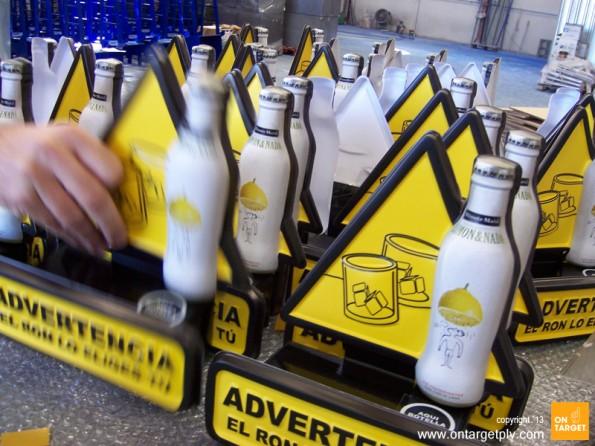 On Target_termoconformado_plv_bebidas_horeca