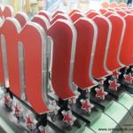 On Target es proveedor con certificado Smeta Cedex Pilar-4 e ISO