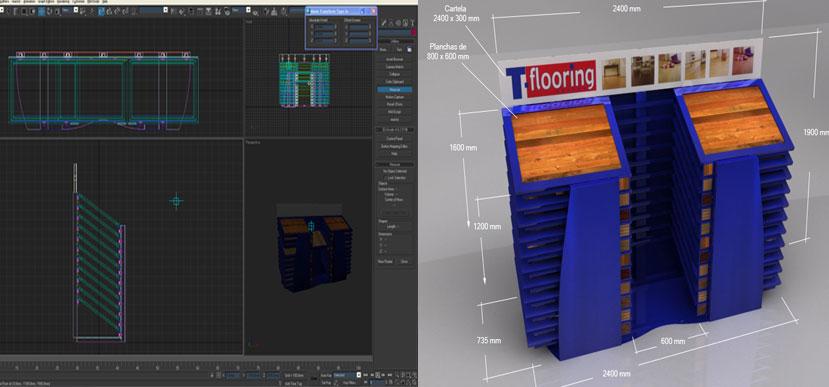 fabrica mueble kit: